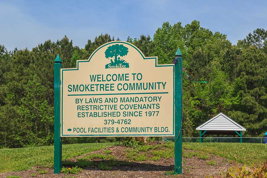 Smoketree Community